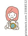照相机 小姑娘 女孩们 23068532
