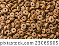Dry kibble dog food. 23069905