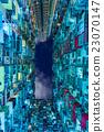 擁擠 香港 庭院 23070147