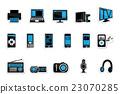 digital electronics mobile 23070285
