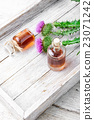 Flower and burdock extract 23071242