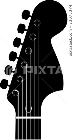 矢量 吉他 器具 23073374