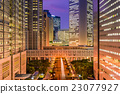Shinjuku Cityscape 23077927