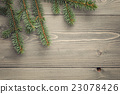 christmas, table, wooden 23078426