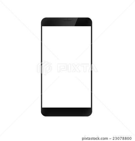 digitally created modern generic smartphone 23078800