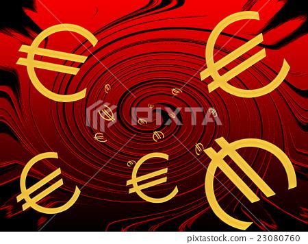 Euro Euro 23080760