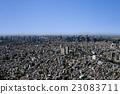 도시 풍경, 거리, 도쿄 23083711