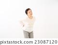여성, 여자, 시니어 23087120