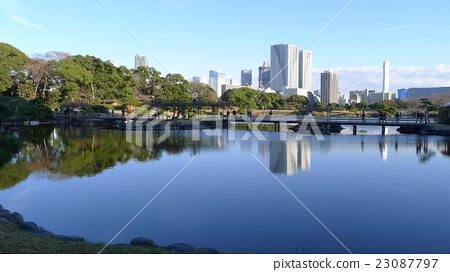 日本東京浜離宮 23087797