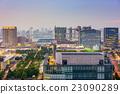 Tokyo, Japan Odaiba Cityscape 23090289