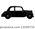 car, classic, coupe 23090735