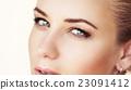 beautiful, eyes, face 23091412