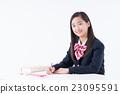 初中生 中学生 高中女生 23095591