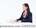 初中生 中学生 学生 23095592