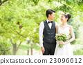 婚礼 新郎新娘 结婚 23096612