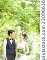 休闲婚礼 23096616