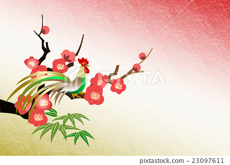 new years card new years card template japanese style 23097611