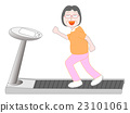 vector, vectors, muscle exercise 23101061
