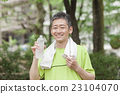 jogging, hydration, mineral water 23104070