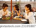 ปาร์ตี้ปาร์ตี้เที่ยวโซเชียลท่องเที่ยวสาว ๆ เที่ยวเพื่อน ๆ 23105887