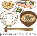 日本料理 日式料理 日本菜餚 23108737