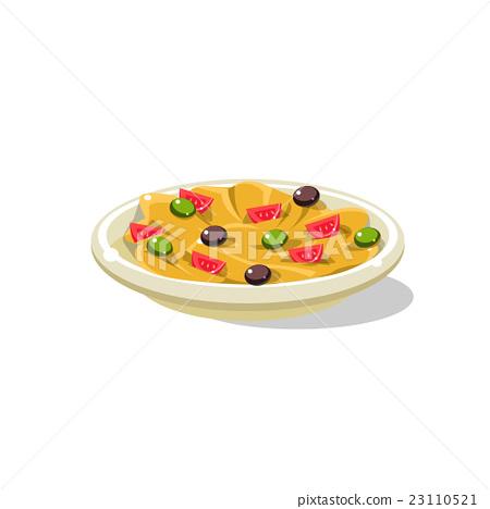 Traditional Italian Pasta Putaneska 23110521