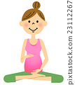 maternity, pregnant, woman 23112267
