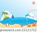 海 大海 海洋 23121722