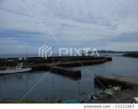 Futaira fishing port 23121963