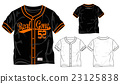 베이스볼 셔츠 디자인 화 23125838
