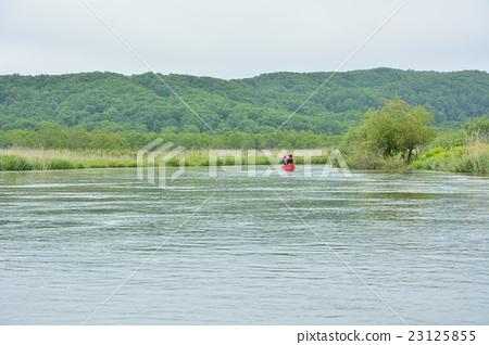 Kushiro River Canoe River Down Kushiro Marsh, Hokkaido 23125855