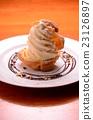 甜点 西式甜点 糕点 23126897