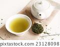 Japanese green tea 23128098