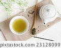 Japanese green tea 23128099