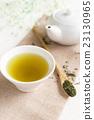 Japanese green tea 23130965