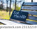 公園 長凳 方形 23132210