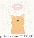 動物 可愛 向量 23133581