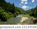 河 自然 風景 23134598