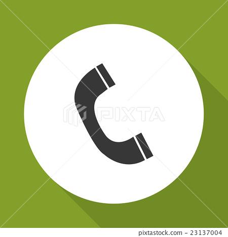 phone  icon design , vector illustration 23137004