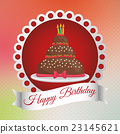 Happy Birthday design 23145621