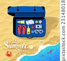 กระเป๋าเดินทาง,กระเป๋าเอกสาร,,กระเป๋าขนาดกลาง 23148018