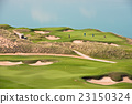 golf resort with the scenery of the sea 23150324