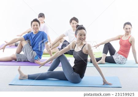 瑜伽 瑜珈 課程 23159925