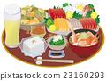 食物 食品 白色背景 23160293