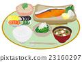 食物 食品 白色背景 23160297