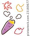 烤紅薯 秋天的食慾 秋之美食 23160677