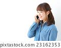 female, lady, woman 23162353