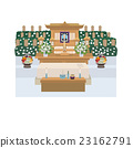 altar, an altar, vector 23162791