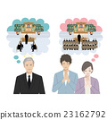 Funeral family Funeral funeral Illustration 23162792