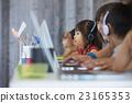 孩子 學習 女孩們 23165353